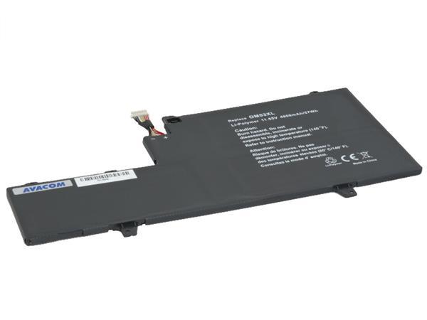 Náhradní baterie AVACOM HP EliteBook 1030 G2 Li-Pol 11,55V 4900mAh 57Wh