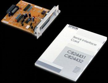 EPSON příslušenství Typ B Seriell Interface - zasunovací karta RS232D/20mA