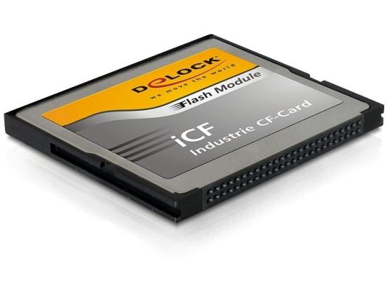 DeLock CompactFlash Card 1 GB industrial