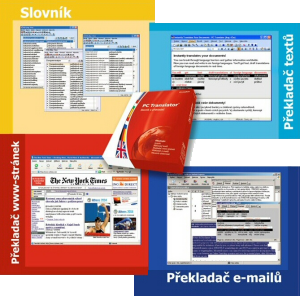 UPG PC Translator RUS/CZ