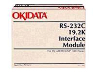 OKI Sériové rozhraní RS232 pro ML3320/3321/3390/3391/320/321/390/391/55xx/6300 FB/6300 FB SC/ML520/521/590/591