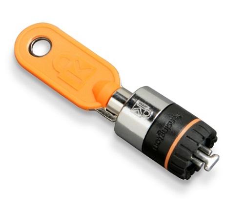 Kensington bezpečnostní skříňový zámek MicroSaver® - single klíč