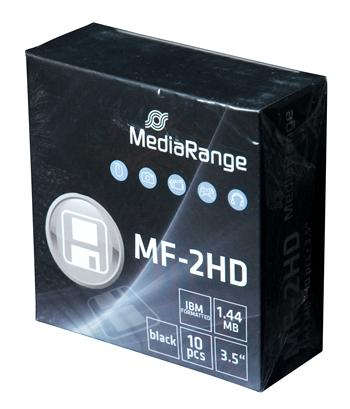 "MEDIARANGE diskety 1,44MB 3,5"" 10 pack"