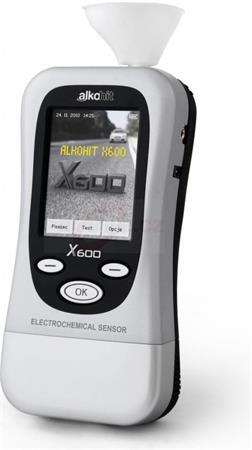 ALKOHIT X600 elektrochemický profesionální alkohol tester