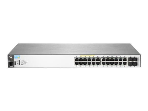Aruba 2530-24G-PoE+ Switch - J9773A