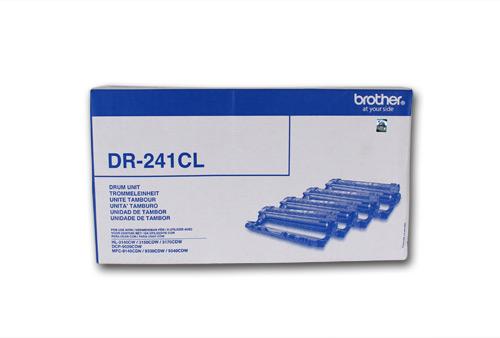 Brother - DR-241CL, optická jednotka, 15 000 str.