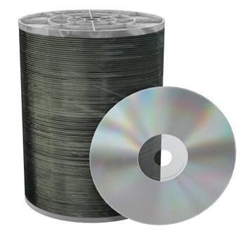 MEDIARANGE DVD+R 8,5GB 8x Dual Layer blank folie 100ks