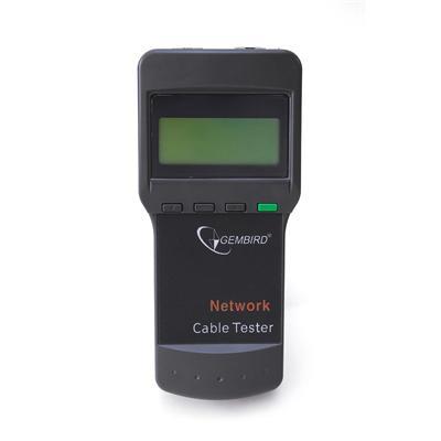 Eth kabel tester GEMBIRD NCT-3 pro RJ11/RJ45/,RG58