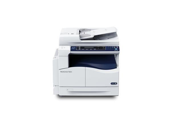 Xerox WC 5024V_U, ČB LJ MFP, A3, (Print/Scan/Copy) 24ppm, 256MB, USB, DADF, Duplex