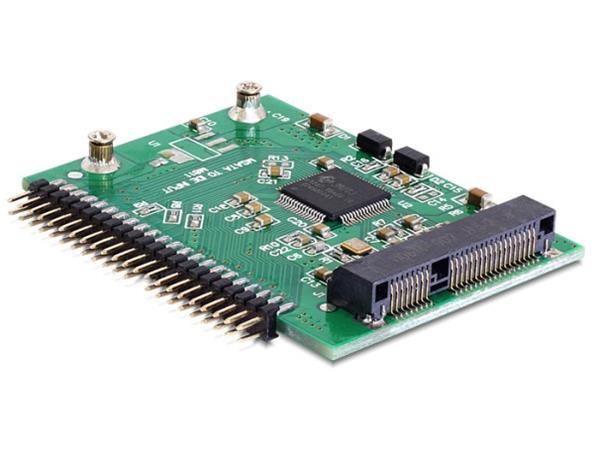 Delock adaptér mSATA SSD > IDE 44 pin