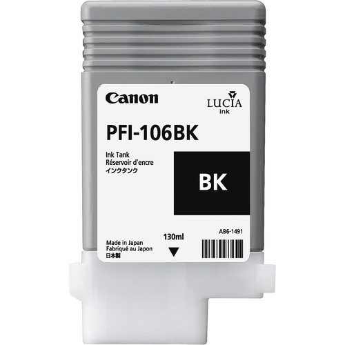 Canon cartridge PFI-106BK iPF-63xx/s, 64xx/s/se