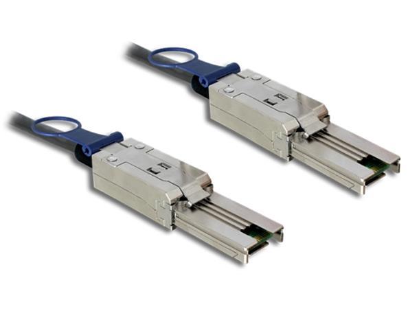 Delock Cable Mini SAS SFF-8088 > Mini SAS SFF-8088 2 m