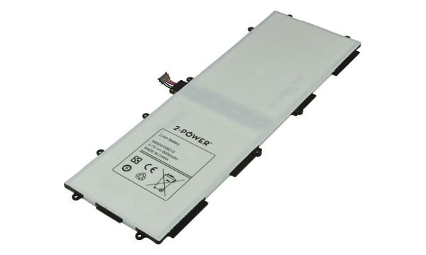 2-Power baterie pro Samsung Galaxy Tab 2 10.1'' 3,7 V, 8000mAh, 2 cells