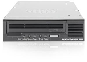 Tandberg LTO-7 HH - Internal bare drive, black, FC