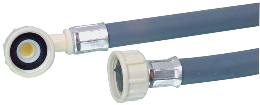 Fixapart W9-20053 - Přívodní Hadice 3/4'' Rovný - 3/4'' úhlový 90 bar 25 °C 2.50 m