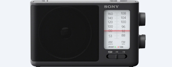 SONY ICF-506 Přenosné FM/AM rádio s analogovým laděním