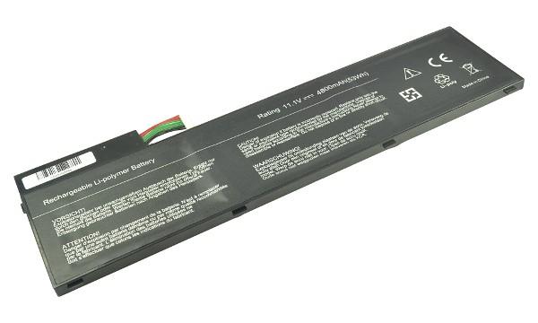 2-Power Aspire M5-481PT ( KT.00303.002 ) Baterie do Laptopu 11,1V 4800mAh
