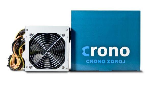 Crono zdroj 400 W, 12cm fan, Passive PFC, Gen.2