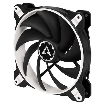 ARCTIC BioniX F140 (Bílý) 140 x 140 x 28 mm eSport ventilátor, 3fázový motor, PWM control and PST technology