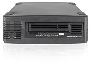 Overland-Tandberg LTO6 HH SAS External Tape Drive Kit, Model #2260