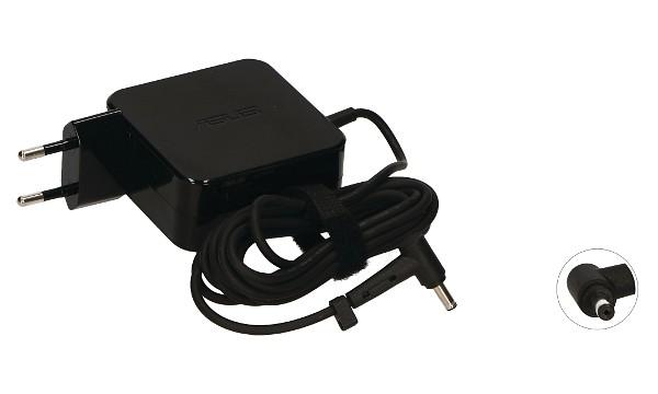 2-power VP-TNT75T (ADP-45BW Alternative) AC Adapter 19V 45W Black (Fixed EU Plug) 4,0x1,35mm