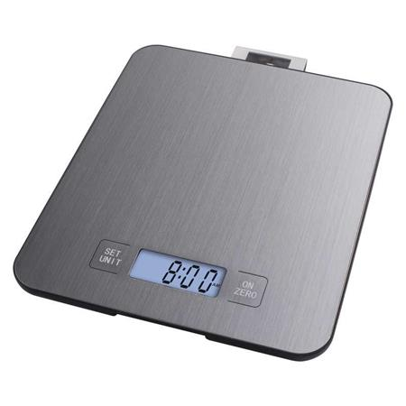 Emos kuchyňská digitální váha EV023, nerez