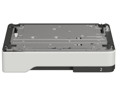 250-sheet tray