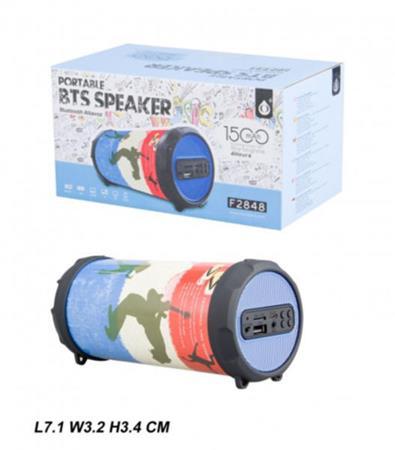 Aligator Bluetooth Portable Speaker PLUS Mini F2848, Deer