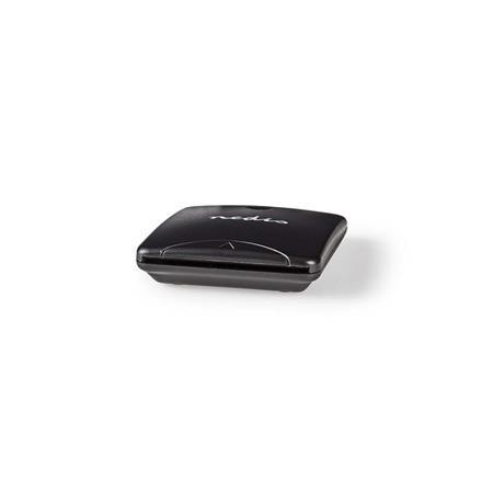 Nedis CRDRU2SM1BK - čtečka čipových karet Smart Card (ID, eObčanka), USB 2.0