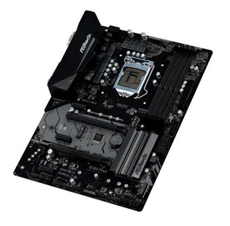 ASROCK MB B360 GAMING K4 (intel 1151v2 coffee lake, 4xDDR4 2666MHz, DVI +HDMI +Dport, USB3.1, 6xSATA3 + 2xM.2, 7.1, ATX