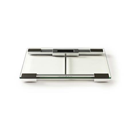 Nedis PESC110DCT - Digitální Osobní Váhy   Tvrzené sklo