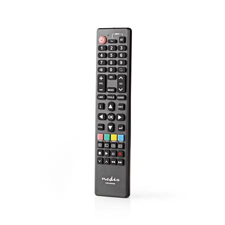 Nedis TVRC40PABK - Náhradní Dálkový Ovladač   Panasonic TV   Připraveno k Použití