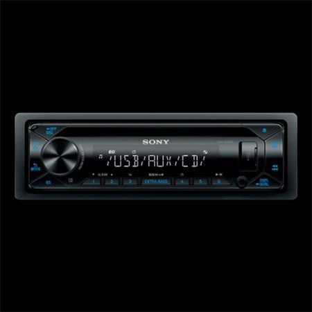 SONY CDX-G1301U CD přehrávač se vstupem USB BLUE