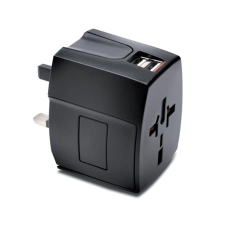 Kensington TravelAdapter international USB 2.4A