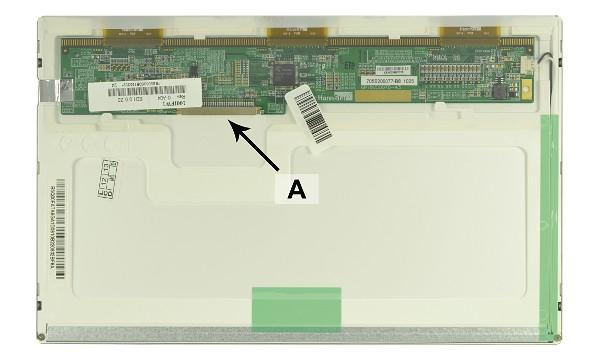 2-Power náhradní LCD panel pro notebook 10.2'' WSVGA 1024x600 LED matný 30pin