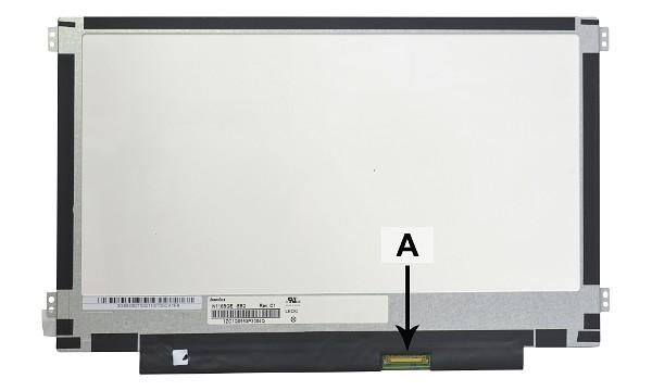 2-Power náhradní LCD panel pro notebook 11.6 1366x768 WXGA HD LED lesklý