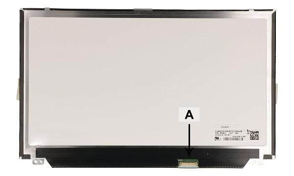 2-Power náhradní LCD panel pro notebook 12.5 LED FHD IPS LCD 30pin