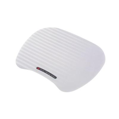 3M Precizní podložka pod myš - stříbrno-bílá (MS201MX)