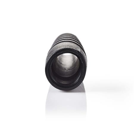 Nedis CVGP01960BK - BNC Krytka | pro Kabely RG58 - 10 kusů | Černá barva