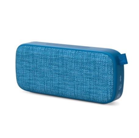 ENERGY Fabric Box 3+ Trend Blueberry, přenosný reproduktor s technologiemi Bluetooth 5.0, MP3 a True Wireless Stereo