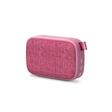 ENERGY Fabric Box 1+ Pocket Grape, přenosný reproduktor s technologiemi Bluetooth 5.0, MP3 a True Wireless Stereo