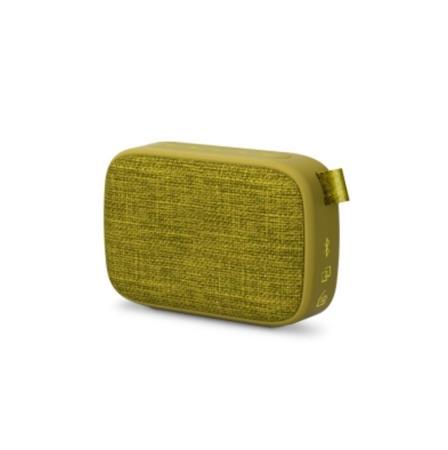 ENERGY Fabric Box 1+ Pocket Kiwi, přenosný reproduktor s technologiemi Bluetooth 5.0, MP3 a True Wireless Stereo