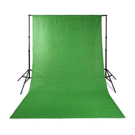 Nedis BDRP33GN - Pozadí do fotostudia   2,95 × 2,95 m   Zelená