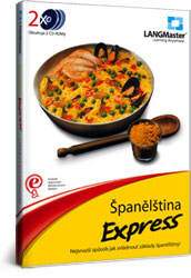 LANGMaster Španělština EXPRESS