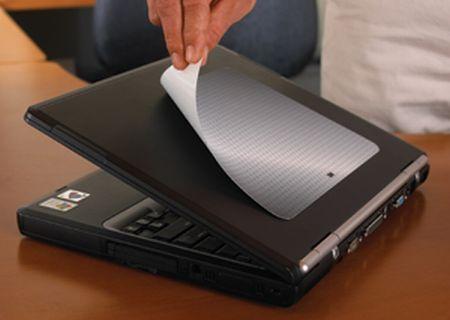 3M Samolepící podložka pod myš - vhodná k notebooku (MP200PS)