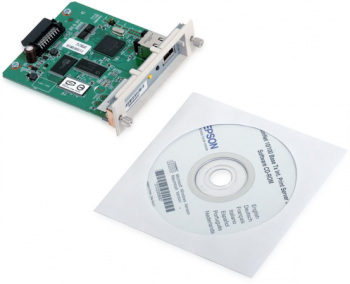 EPSON příslušenství SIDM EpsonNet 10/100 Base Tx Internal Print Server PS107