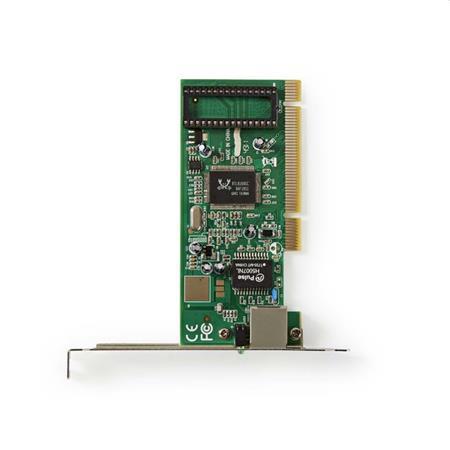 Nedis PNCD100 - Síťová Karta     RJ45 na PCI     1 Gigabit