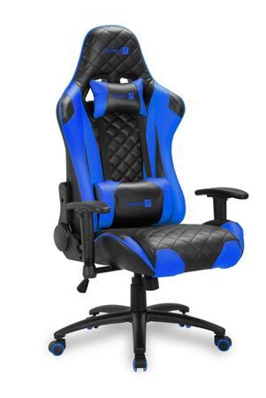 CONNECT IT Escape Pro herní křeslo, modré