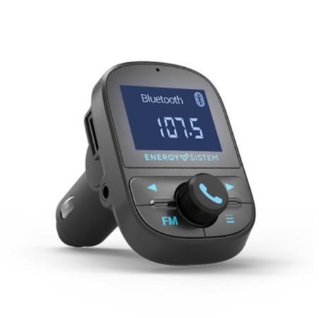 ENERGY Car Transmitter FM Bluetooth Pro, USB, microSD, 3,5mm jack, LCD displej, Hands-Free