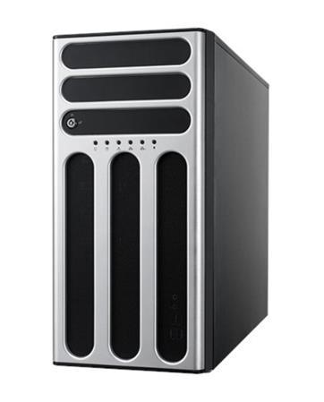 Asus TS300-E10-PS4/Intel C246, 4DIMM, 4 1GLAN, 4xHotSwap Bays+2M2,3PCIe+1PCI+1MIO, 500W Gold